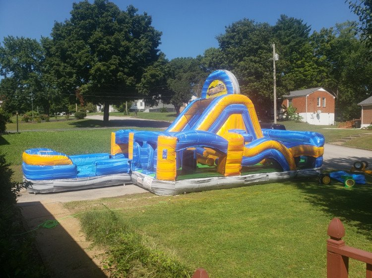 XTREME 2 Obstacle Course